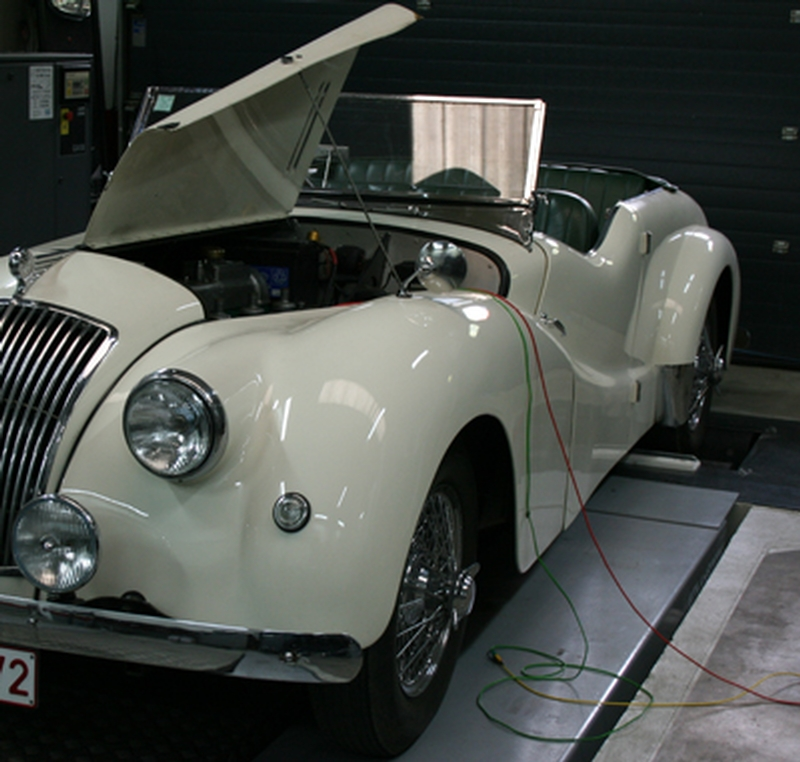 AC Buckland Tourer 2 Liter 1949 by Q-Lab ClassicCars
